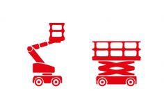 Hybrid- und Bi-Energy-Arbeitsbühnen