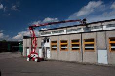 Teleskop-Gelenk-Arbeitsbühnen mieten I ANKER Vermietung